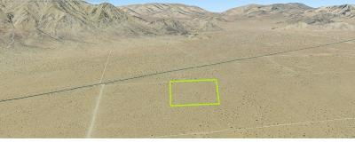 Lucerne Valley Residential Lots & Land For Sale: Cummings Road