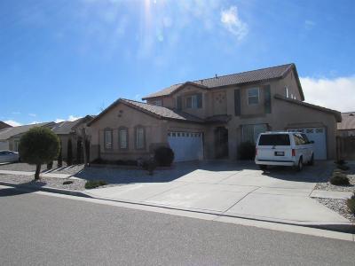 Hesperia Single Family Home For Sale: 13865 Rosemary Street
