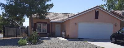 Adelanto Single Family Home For Sale: 15091 Milford Avenue