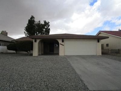 Helendale Single Family Home For Sale: 27884 Hummingbird Lane