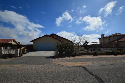 Hesperia Single Family Home For Sale: 17591 El Cajon Drive
