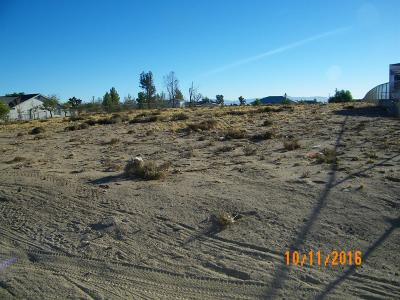 Hesperia Residential Lots & Land For Sale: 11621 Locust Ave Avenue