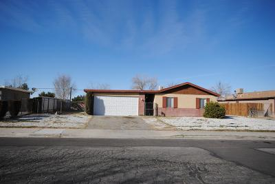 Victorville Single Family Home For Sale: 16558 Lariat Road