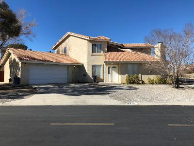 Hesperia Single Family Home For Sale: 14375 Riverside Circle