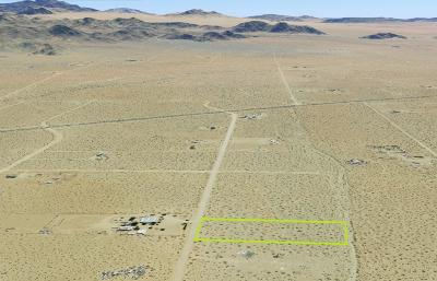 Lucerne Valley Residential Lots & Land For Sale: Spinel Street