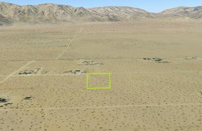 Lucerne Valley Residential Lots & Land For Sale: Remuda Road
