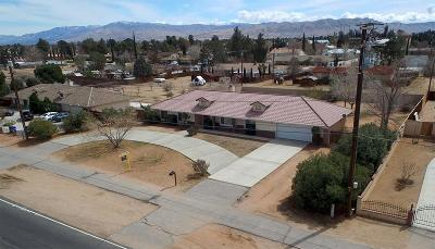 Apple Valley Single Family Home For Sale: 20187 Yucca Loma Road