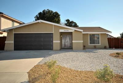 Victorville Single Family Home For Sale: 18376 Lakeview Drive