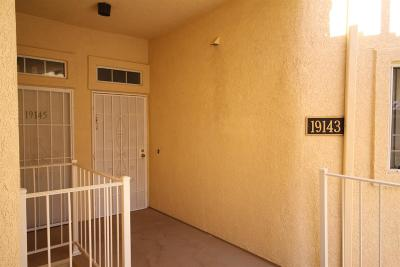 Apple Valley Condo/Townhouse For Sale: 19143 Palo Verde Drive