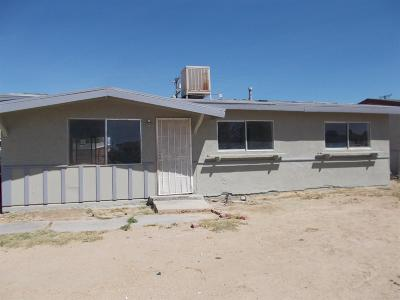 Barstow Single Family Home For Sale: 35233 Walnut Street