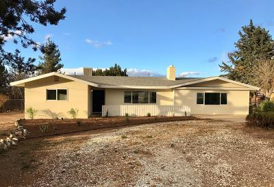 Hesperia Single Family Home For Sale: 16730 Palm Street