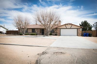 Apple Valley Single Family Home For Sale: 12241 Tesuque Road