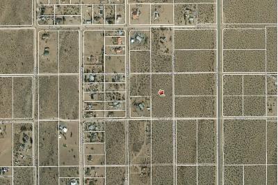 Phelan Residential Lots & Land For Sale: Lindero Road