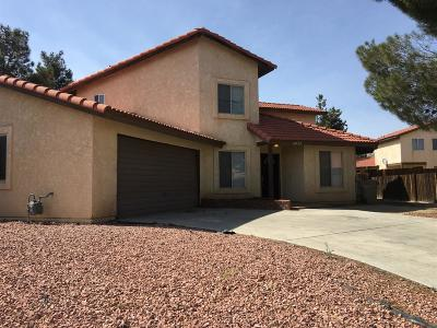 Hesperia Single Family Home For Sale: 10322 Shangri La Avenue