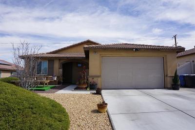 Barstow Single Family Home For Sale: 2311 Diamond Avenue