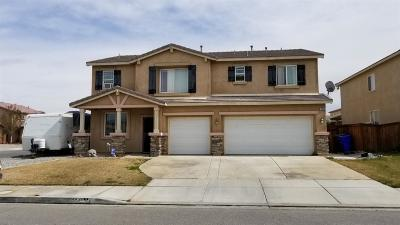 Victorville Single Family Home For Sale: 13645 Bentley Street