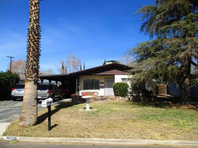 Victorville Single Family Home For Sale: 16328 Del Norte Drive