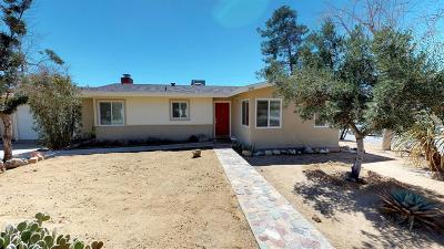 Apple Valley Single Family Home For Sale: 23911 Guajome Road