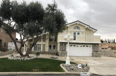 Victorville Single Family Home For Sale: 13460 Anchor Drive