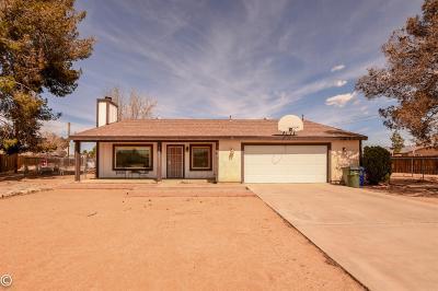 Apple Valley Single Family Home For Sale: 21290 Pocomoke Court
