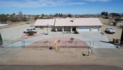 Hesperia Single Family Home For Sale: 15168 Olive Street