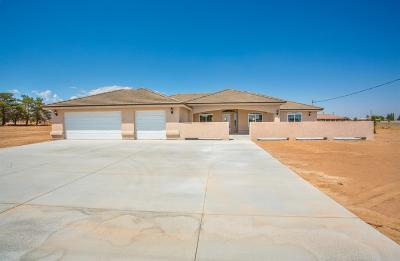 Hesperia Single Family Home For Sale: 8664 Oakwood Avenue