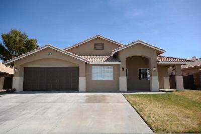 Victorville Single Family Home For Sale: 12641 White Fir Way