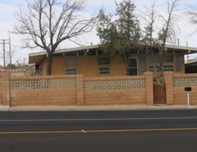 Barstow Single Family Home For Sale: 811 Armory Road