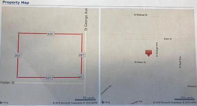 Adelanto Residential Lots & Land For Sale: St George Avenue