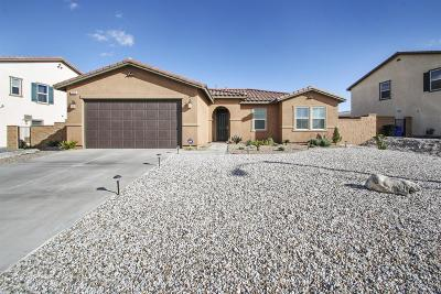 Victorville Single Family Home For Sale: 15935 Opal Mountain Place