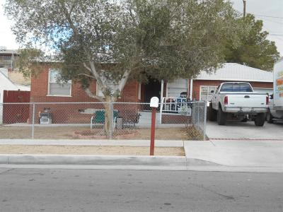 Barstow Single Family Home For Sale: 705 S 2nd Avenue