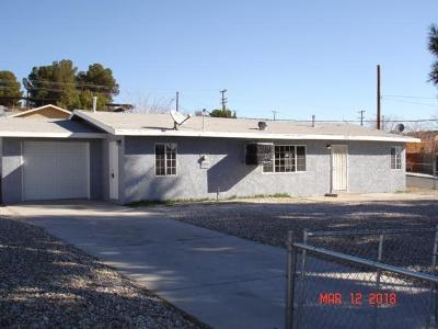 Victorville Single Family Home For Sale: 16356 Lorene Drive