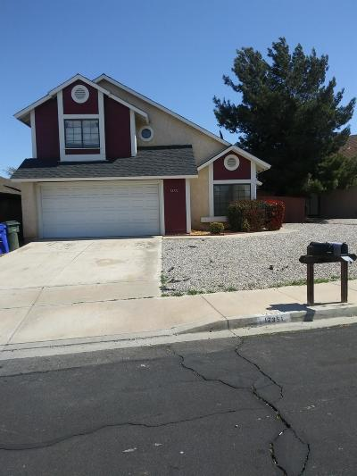Victorville Single Family Home For Sale: 12351 Orion Street