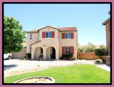 Victorville Single Family Home For Sale: 14923 Sunset Gardens Court