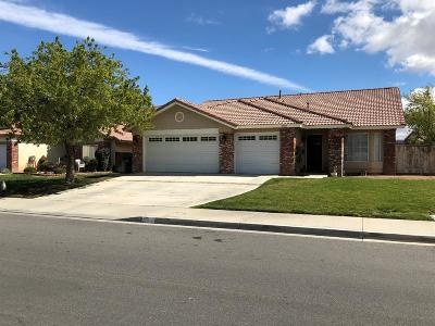 Victorville Single Family Home For Sale: 12815 El Dorado Way