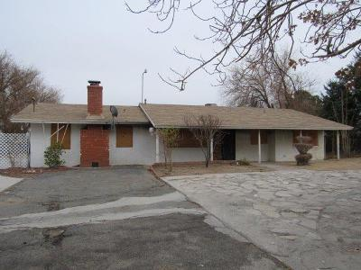 Hesperia Single Family Home For Sale: 11137 Redwood Avenue