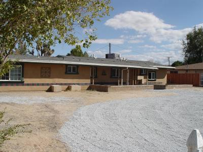 Apple Valley Single Family Home For Sale: 13205 Skiomah Road
