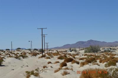 Newberry Springs Residential Lots & Land For Sale: 46054 Palma Vista Road
