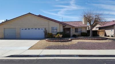 Victorville Single Family Home For Sale: 12802 Dillon Lane