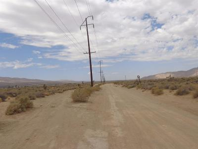Lucerne Valley Residential Lots & Land For Sale: Desert View Road