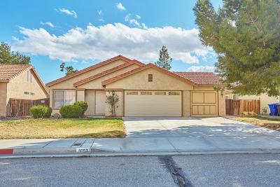 Adelanto Single Family Home For Sale: 11053 Desert Rose Drive