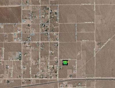 Apple Valley Residential Lots & Land For Sale: Via Seco Street
