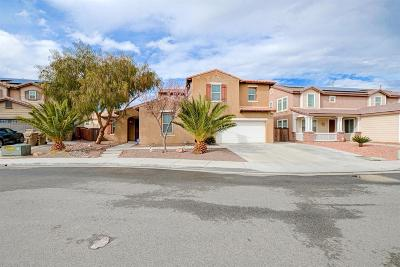Hesperia Single Family Home For Sale: 12920 Altadena Street