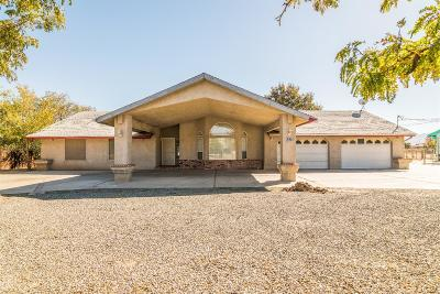 Hesperia Single Family Home For Sale: 8825 5th Avenue