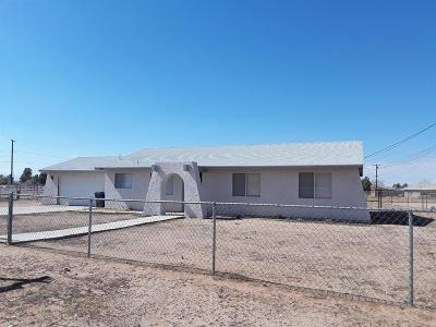Apple Valley Single Family Home For Sale: 10590 Balsa Court