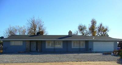 Apple Valley Single Family Home For Sale: 20971 Ottawa Road