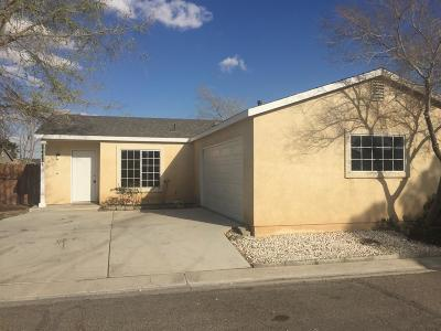Barstow Single Family Home For Sale: 25074 Camino Del Sol