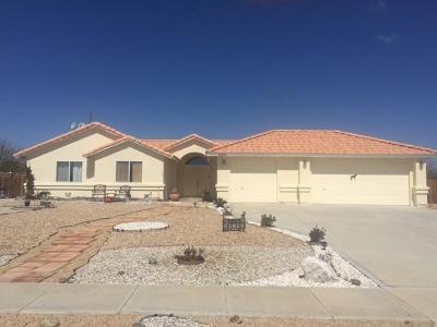 Apple Valley Single Family Home For Sale: 20292 Ochoa Road