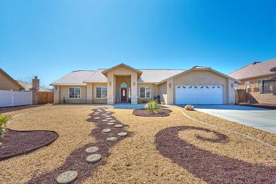 Hesperia Single Family Home For Sale: 16619 Flintridge Street