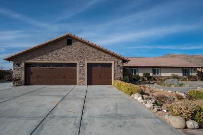 Apple Valley Single Family Home For Sale: 23690 Cahuilla Road